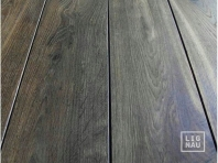 Smoked oak solid wood flooring, 20x160 x 400-2600 mm, Prime-Nature grade, natural oiled