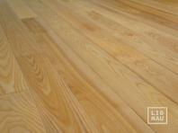 Solid Ash flooring, Parquet, 15x110 x 400-2400 mm, Prime-Nature grade, natural oiled
