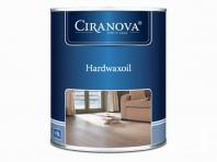 Ciranova Hardwaxoil, colour Extra white, 1 liter