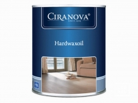 Ciranova Hardwaxoil, colour Black, 1 liter