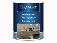 Ciranova Quality Wax, colour Brown, 1kg