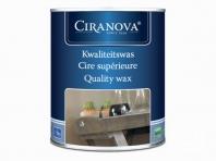 Ciranova Quality Wax, colour Mahogany, 0.5kg