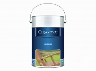 Pflegemittel für Gartenmöbel aus Teak Ciranova Ecoteak, 1 Liter