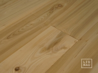 Solid Ash flooring, parquet, 20x180 x 600-2800 mm, Rustic grade, filled and pre-sanded