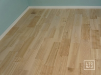 Solid Ash flooring, 20x180 x 500-1500 mm, Nature-Rustic grade, filled and pre-sanded