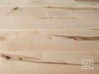 Solid European Maple flooring, 20x160 x 500-2500 mm, Rustic grade, planed