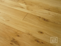 Engineered Oak flooring, 16 x 260 x 1400-2900 mm, Markant grade, natural oiled