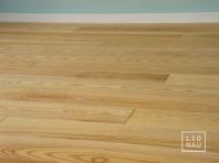 Solid Ash flooring, Parquet, 15x130 x 400-2400 mm, Prime-Nature grade, natural oiled