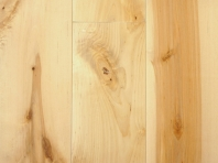 Solid Birch hardwood flooring, Rustic grade 20x160 x 500-1900 mm, Hardwaxoil neutral white oiled