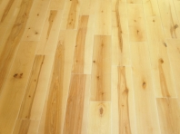 Solid Birch hardwood flooring, Rustic grade 20x180 x 500-1900 mm, Hardwaxoil neutral white oiled