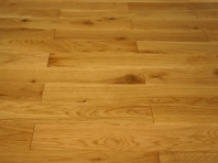 Solid Classic Oak parquet, 16x70x350 mm, Rustic grade, natural oiled