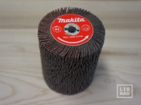 Slit paper sanding wheel for Makita 9741, 40 Grit
